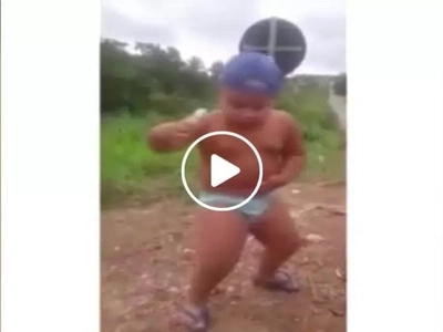 This cute chubby boy captured the hearts of netizens because of this viral video...it's so hilarious!