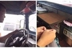 Napaka-bait! Uneducated jeepney driver gives free ride to 'lucky' passengers when he gets confused counting their change