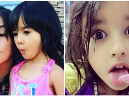 Ang pretty din! Liza Soberano's adorable little sister Kaycee is as fab as her