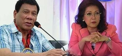 Duterte apologizes to Sereno after martial law outburst
