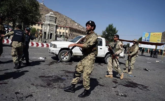 ISIS-claimed attack in Kabul killed 80 people, wounded 231 others
