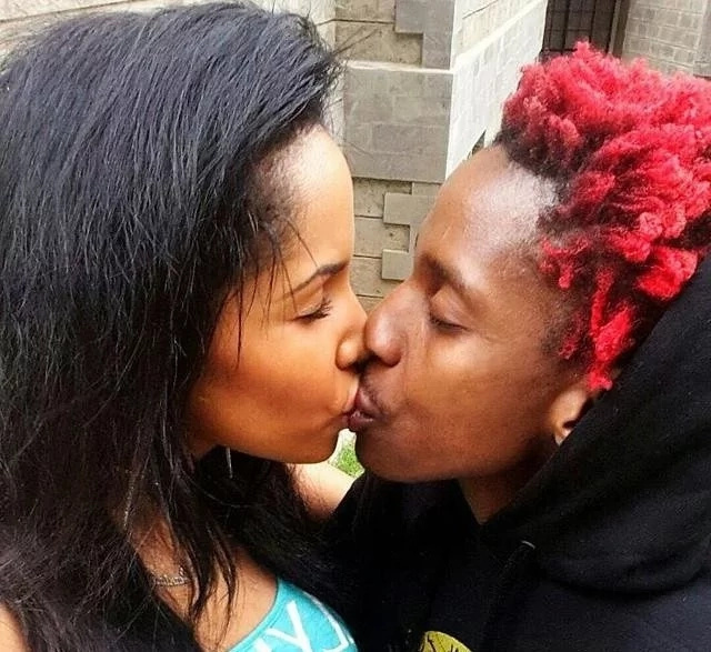 Eric Omondi's VALENTINE gift to his pretty girlfriend shows he really thinks HARD