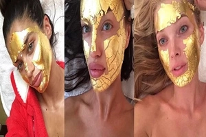 Ang sosyal naman pala! Find out what these women are putting on their faces to become more beautiful