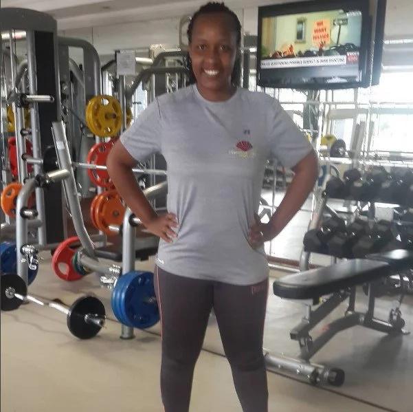 Teacher Wanjiku like you have never seen her before