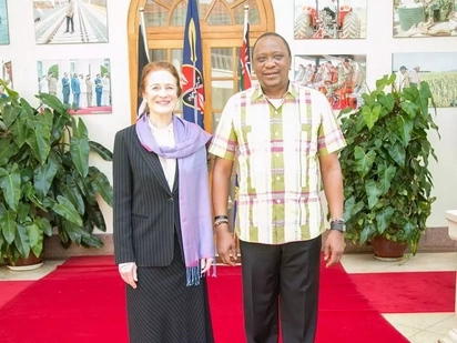Uhuru Kenyatta lands role in United Nations