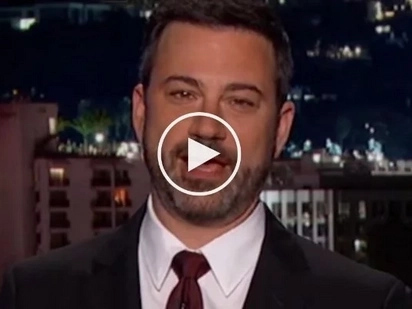 Jimmy Kimmel shares a miracle happened to his life. Watch the video.