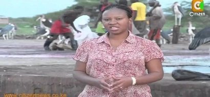 See why Kenyans are ANGRY at Citizen TV and Ann Mawathe