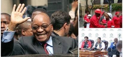 Zuma's surprise visit to KZN legislature prompts opposition parties to stage walkout
