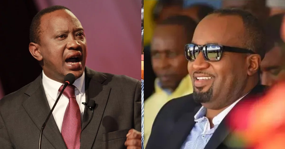 Uhuru's classmate schools him on how to treat Hassan Joho