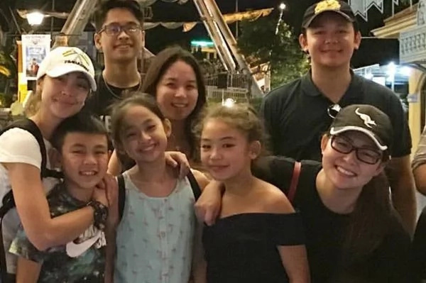 Jodi Sta. Maria happy being friends with Iwa Moto, her ex-husband's partner
