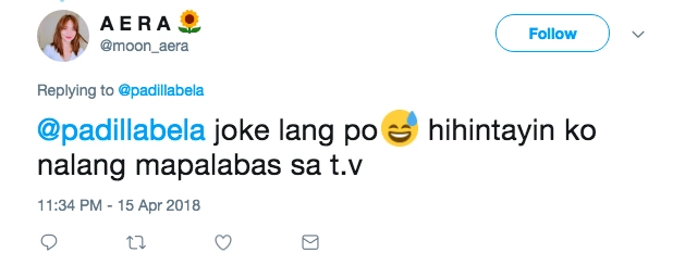 Hoy bawal yan! Bela Padilla calls out netizen who publicly asks for pirated copy of movie