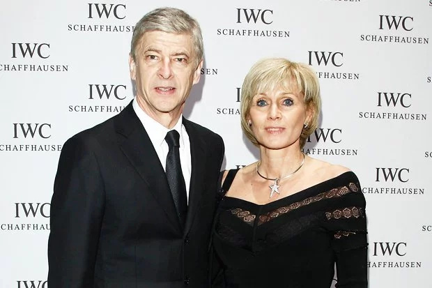 Why Arsene Wenger separated with wife