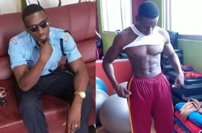 Are these the hottest policemen ever? Photos are impressive!