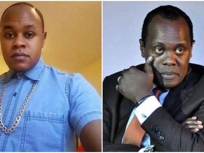 Kutana na mwanamume aliyedai ni mwana aliyepotea wa Jeff Koinange