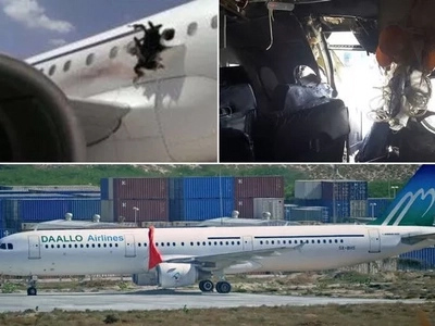 SCARE as plane carrying MPs and senators crash lands at JKIA