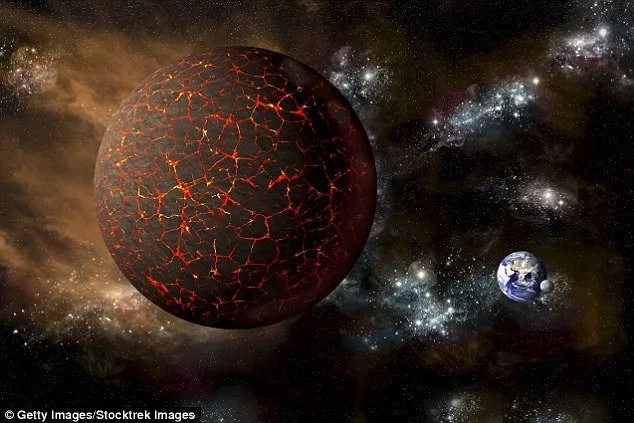Doomsday? Conspiracy theorists claim new planet will destroy Earth next month
