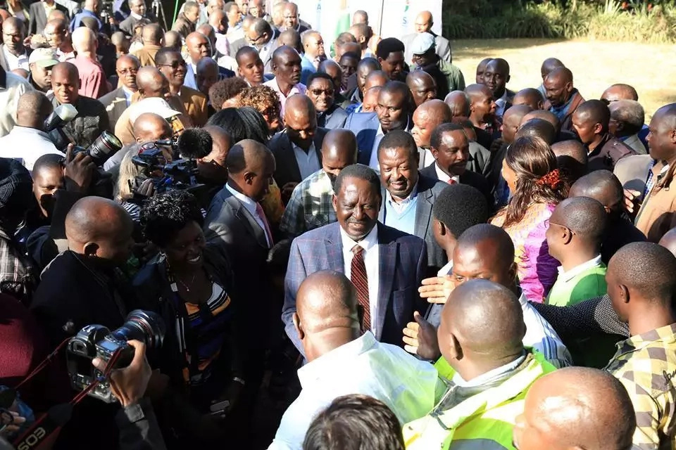 Why Raila changed mind over mass action and chose to go to court