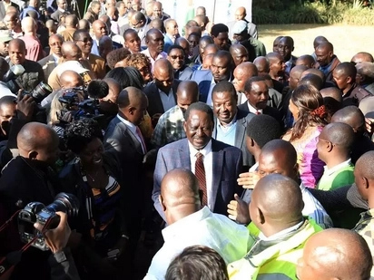 Showdown looms as Raila Odinga is expected to lead demos