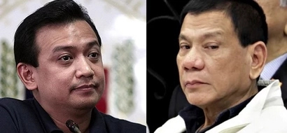 Duterte lambasts Trillanes' claims of hiding wealth