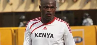 Wanyama, Origi among football stars to feature in Dennis Oliech's farewell match