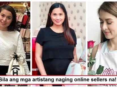 Mga madiskarteng Pinay! 10 Incredible Filipina celebrities who own successful online selling businesses