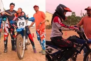 Daring duo! Xian Lim and Kim Chiu explores another physical activity together