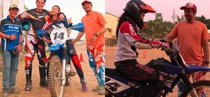 Daring duo! Xian Lim and Kim Chiu explores another physical activity together
