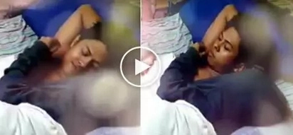 This video of a man with his 'lover' went viral; the ending isn't what you expected