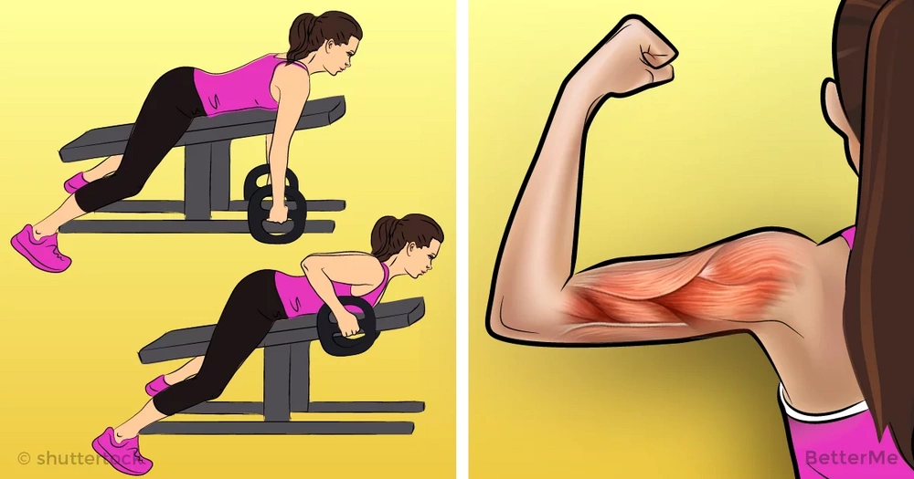 Effective workout for beginners that can help sculpt beautiful arms