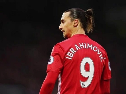 Ibrahimovic takes to Instagram, sends important message to football lovers after returning from injury