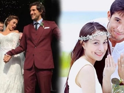 12 lovely celebrity weddings of 2016 that will make your hearts melt