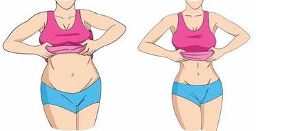 Vale la pena probarlo: sólo dos ejercicios y dos tazas de esto al día para un estómago completamente plano
