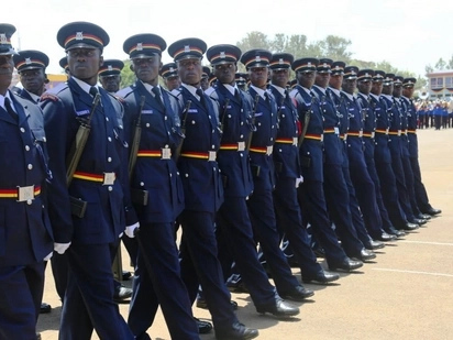 Mtihani wa maafisa wa polisi watupiliwa mbali kutokana na visa vingi vya udanganyifu