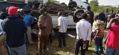 Jamani barabara zetu ni makaburi? 34 waangamia baada ya ajali kwenye barabara kuu ya Nakuru-Eldoret