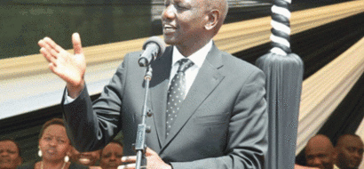 Ruto's surprising revelation about his health at brother's funeral ceremony