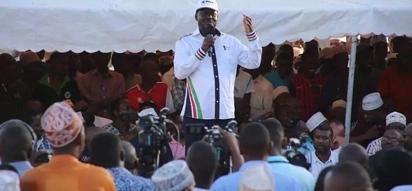 Wafuasi wa CORD wamfurusha mbunge 'msaliti' kutoka kwa mazishi ya Seneta Boy