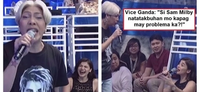 Pwede bang maging friends ang mag Ex? Netizens are going crazy over Vice Ganda and Anne Curtis' epic argument on 'It's Showtime!'
