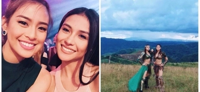 Once a Sang'gre, always a Sang'gre! Gabbi Garcia shares short but sweet message for former 'Encantadia' co-star Sanya Lopez on her birthday