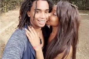 Kibaki's HOT grandson hits headlines again, after breakup with YouTube famous girlfriend
