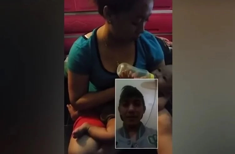 Netizen shares footage of video call gone wrong...the ending was unexpected!