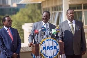 Now Mutahi NGUNYI predicts MIRACLE in NASA