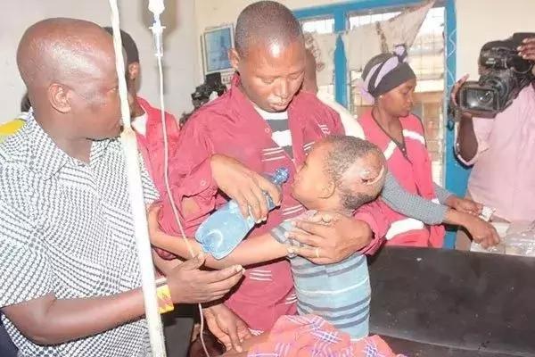 RUTO apuuzwa na wavamizi wenye silaha Baringo