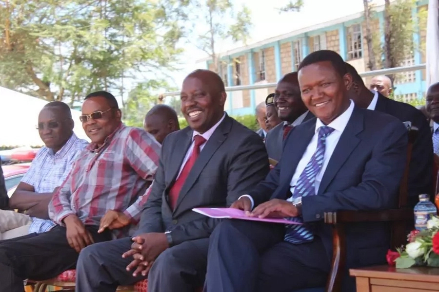 Alfred Mutua has no reason to kill Wavinya - ex Machakos county deputy governor