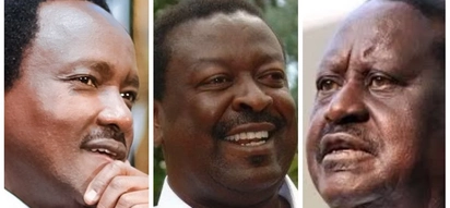 NASA's crisis meeting ended in stalemate after co-principals ganged up against Raila