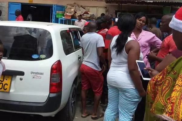 KDF officer found dead inside his car in Umoja, Nairobi