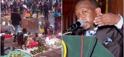 Sonko kuwapeleka wachuuzi 300 nchini Rwanda kusoma kuhusu mpangilio wa biashara zao