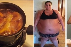 ¡Hierve estos dos ingredientes y pierde 5 kilogramos en una semana! (Receta)