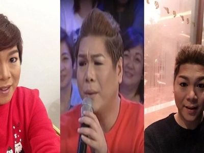 Even comedians are afraid of ghosts! Annabelle doll shocks TV personality MC in GGV guesting