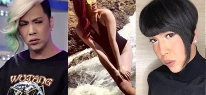 Is there a possibility that Vice Ganda will fall for a woman?