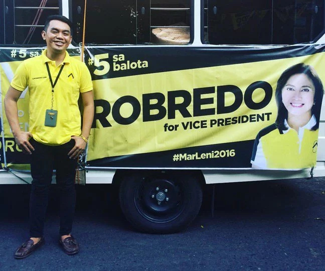 Why I fight for Leni : A volunteer's story about the campaign